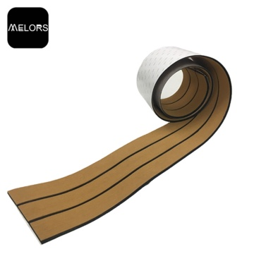 Melors Non Slip Boat Floor Faux Teak Sheets