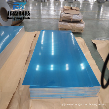 Professional supply 5052 5182 Coated aluminum sheet for bottle cap with low prices