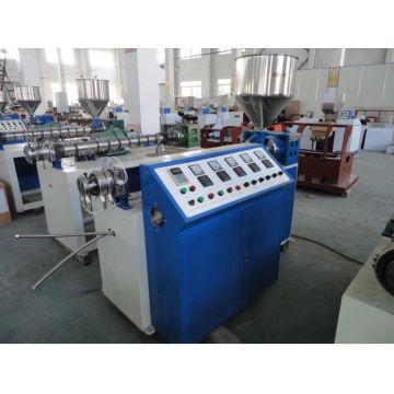 Vara plástica do botão do cotonete de algodão de PP / PE que faz a máquina