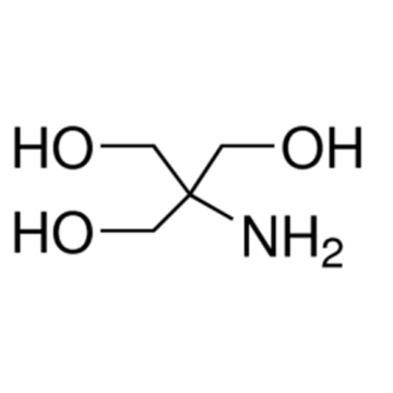 Tris hydroxymethyl aminomethane 약제 중간 물