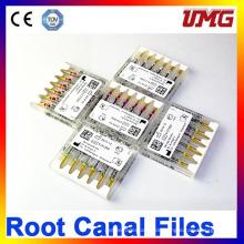 12 Pack Dental Dentsply Rotary Protaper Universal Engine Niti Dateien 25 mm