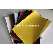 2016 novos itens de arte faíscas papel de scrapbook adesivo