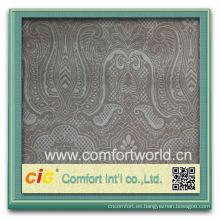 Forme a nuevo diseño la tela de enclaje de poliester bastante elegante