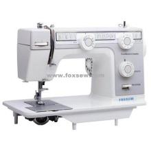 Máquina de costura doméstica multifuncional