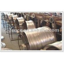 1 alambre de galvanización