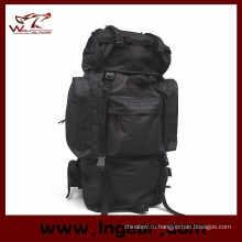 Большая емкость 65 Л боевой кемпинг рюкзак для походов военных мешок