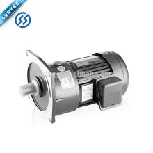 5 PS vertikaler und horizontaler AC Getriebemotor 3700W mit Getriebe