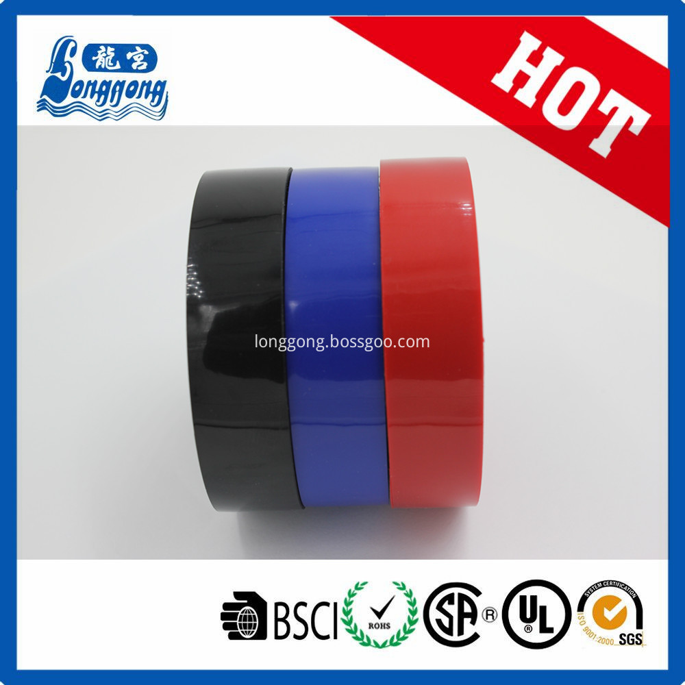 Shrink packing adhesive insulation tape