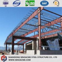 Структура стальной конструкции склада Пэб сарай