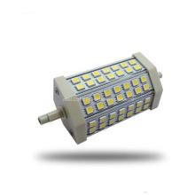 Lámpara caliente de la venta 10W 118m m Epistar LED SMD 5050 R7s
