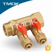 TMOK importer in dehli mainfold and thread material Hpb57-3with three way motorized and high quality