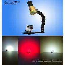 LED Unterwasseraufnahme Video / Fotografie Lichter mit CE