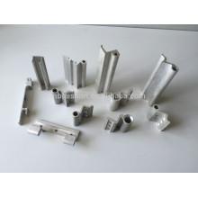 Proceso de extrusión de aluminio, perfil de aluminio, piezas moldeadas de precisión