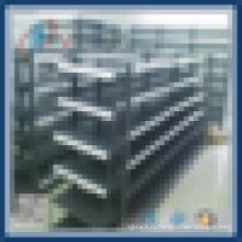 Полка супермаркета гондолы