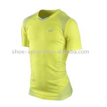 dernière conception Crew Men Tennis Shirt T-shirt de sport