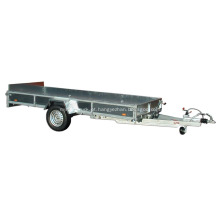 Reboque de caixa para transporte de carga