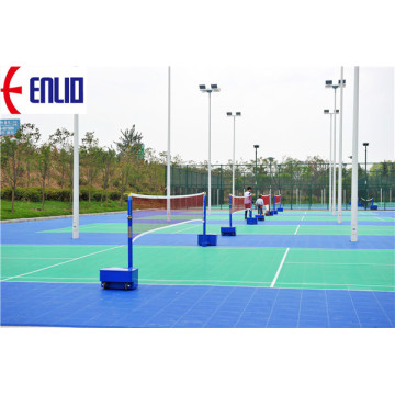 Enlio Tennis Court Tiles Pavimentos Desportivos