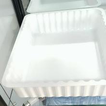 Plateau d'emballage médical en plastique PS de stérilisation EO