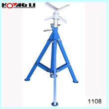 """Suporte de tubo de rolo ajustável 1108 para tubo de 2 """"-12"""""""
