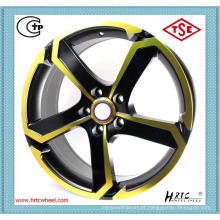Preço competitivo durável 19 polegadas rodas de liga 19 polegadas 5X120 fabricados na China