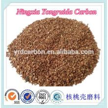 2-8 Mesh Abrasive Wallnut Shell Granule in Cheap Price