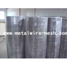 Tissu en fil métallique galvanisé pour le filtrage