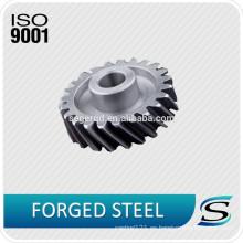 Engranajes de acero forjados / forjados personalizados