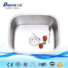 Wholesale Alibaba Stainless Steel Cabinet Fossil Stone Edge Protection Mobile Caravan Sink