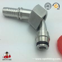 Raccord de tuyau en acier inoxydable 20591-30-12t