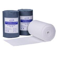 Precio barato rollo de gasa médica 100% algodón