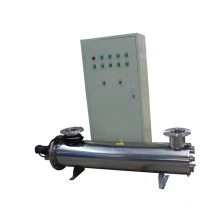 Chamber Closed Self Cleaning UV Disinfection System Waste Water Treatment
