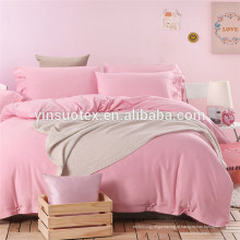 Whole colorido impresso, barato conjuntos de cama, algodão 100%, conjunto de cama de estilo comum