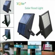 Jardín de caliente-venta CE moderno al aire libre inundación solar iluminación led spot light(JR-PB001)