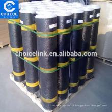 Membrana impermeável de betume de aplicação