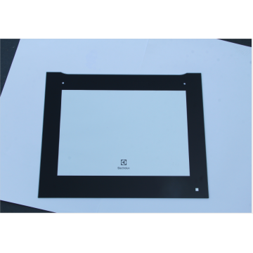 Display digitale in vetro temperato bianco elettrodomestici