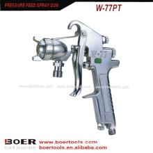 Pistola de pulverização de alimentação de pressão usada na bomba de DP do tanque de pintura W77PT