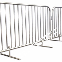 Hot Dip Galvanized Metal Crowd Control Barrier