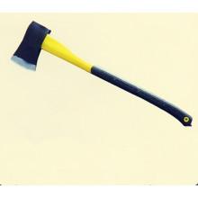 Hacha con mango de plástico-capa (SD090)