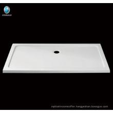 Rectangle acrylic Shower tray, bathroom shower base
