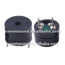 Security buzzer waterproof buzzer 12*8.5mm piezoelectric buzzer