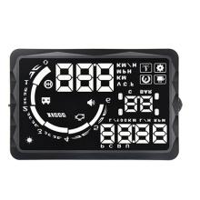 OBD2 Pneu pressão Hud carro Monitor visor TPMS computador de viagem