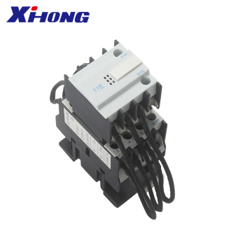 CJ19-25 220v coil AC magnetic circuit electrical Switching capacitor contactor