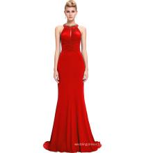Starzz 2016 New Sleeveless Backless Elegant Red Long Formal Evening Dress ST000089-2