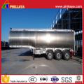 Nutzfahrzeug-Aluminium-Legierung Heizöl Tank Tankauflieger