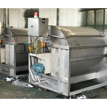 200piece industrial dyeing machine for textile garment