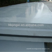 60mm dicke PVC-Kunststoffplatte