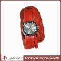 Ladies Hand Chain Watch Fashion Alloy Watch Women Leather