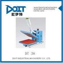 Calças de roupas DT38 máquina de transferência de calor que faz a máquina