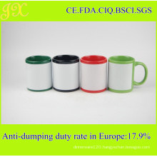 Eco-Friendly 11oz Sublimation Ceramic Mug