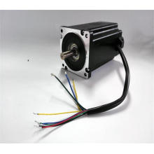 48V 3000rpm nema34 high precision high speed motor, dc brushless motor made in china